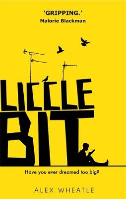 Cover for Liccle Bit by Alex Wheatle