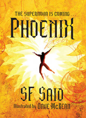 Cover for Phoenix by S. F. Said