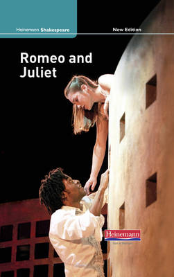 Cover for Romeo and Juliet by William Shakespeare