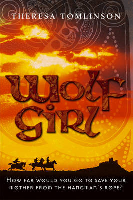 Cover for Wolf Girl by Theresa Tomlinson