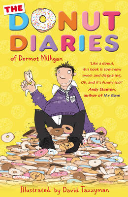 Cover for The Donut Diaries by Dermot Milligan