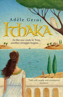 Cover for Ithaka by Adele Geras