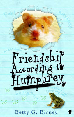 Cover for Friendship According To Humphrey by Betty G. Birney