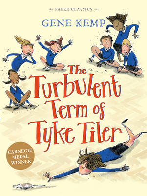 Cover for The Turbulent Term of Tyke Tiler by Gene Kemp
