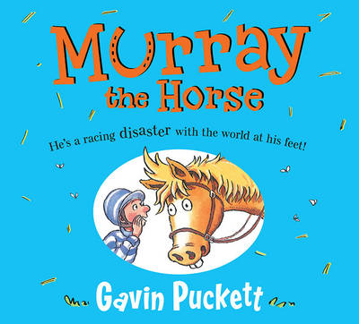 Cover for Murray the Horse by Gavin Puckett
