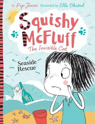 Cover for Squishy McFluff: Seaside Rescue! by Pip Jones
