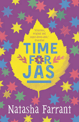 Cover for Time for Jas The Diaries of Bluebell Gadsby by Natasha Farrant