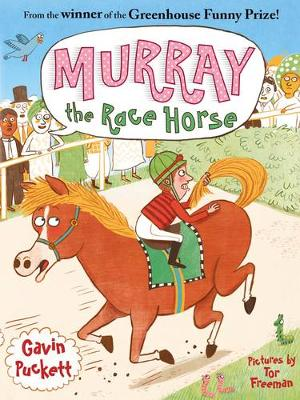 Cover for Murray the Race Horse by Gavin Puckett