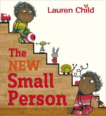 Book Cover for The New Small Person by Lauren Child