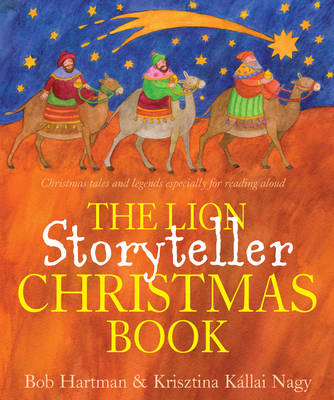 Cover for The Lion Storyteller Christmas Book by Bob Hartman