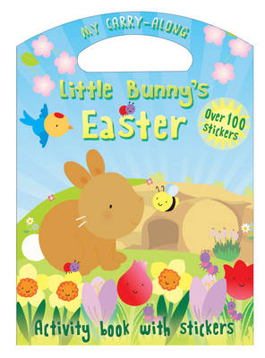 Cover for My Carry-Along Little Bunny's Easter by Christina Goodings