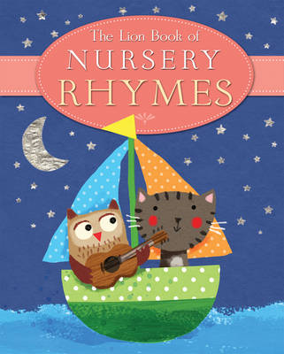 Cover for The Lion Book of Nursery Rhymes by Julia Stone