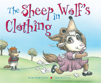 Cover for The Sheep in Wolf's Clothing by Bob Hartman