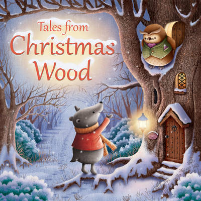 Cover for Tales from Christmas Wood by Suzy Senior