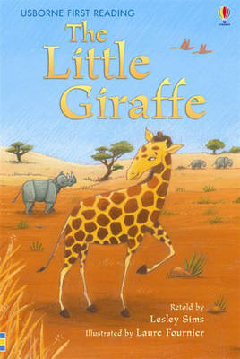 Cover for The Little Giraffe by Lesley Sims