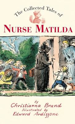 Cover for The Collected Tales of Nurse Matilda by Christianna Brand