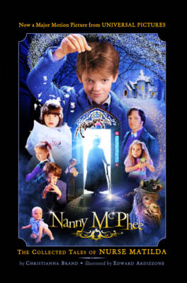 Cover for Nanny McPhee The Collected Tales of Nurse Matilda by Christianna Brand