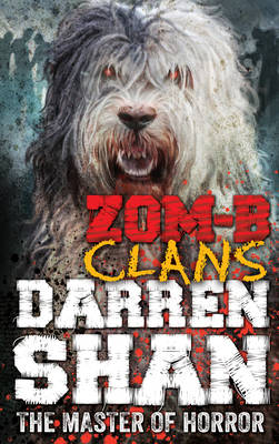 Cover for Zom-b Clans by Darren Shan