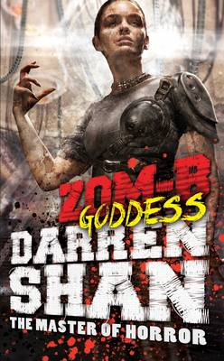 Cover for Zom-B Goddess by Darren Shan
