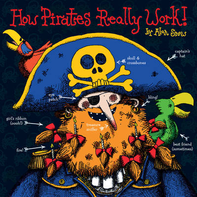 Cover for How Pirates Really Work by Alan Snow