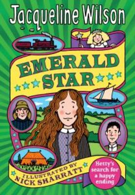Cover for Emerald Star by Jacqueline Wilson