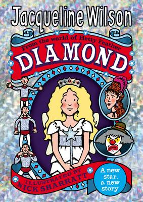Cover for Diamond by Jacqueline Wilson