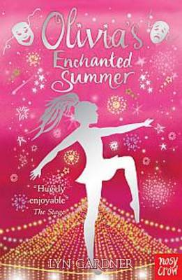 Cover for Olivia's Enchanted Summer by Lyn Gardner