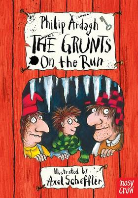 Cover for The Grunts on the Run by Philip Ardagh