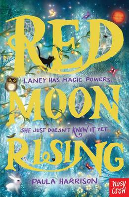 Cover for Red Moon Rising by Paula Harrison