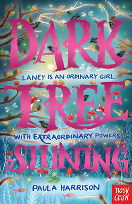 Cover for Dark Tree Shining by Paula Harrison