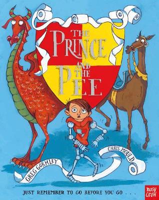 Cover for The Prince and the Pee by Greg Gormley