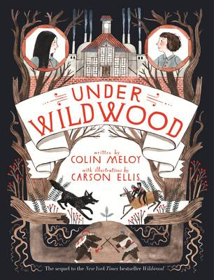 Cover for Under Wildwood by Colin Meloy