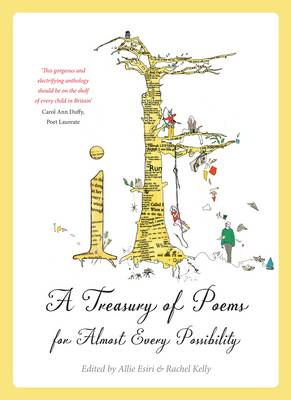 Cover for IF A Treasury of Poems for Almost Every Possibility by Allie Esiri