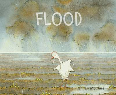 Cover for Flood by Gillian McClure