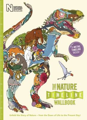 Cover for The Nature Timeline Wallbook by Christopher Lloyd, Patrick Skipworth