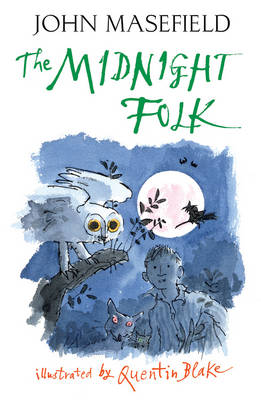Cover for Midnight Folk by John Masefield