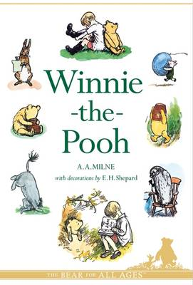 Cover for Winnie the Pooh by A.A. Milne