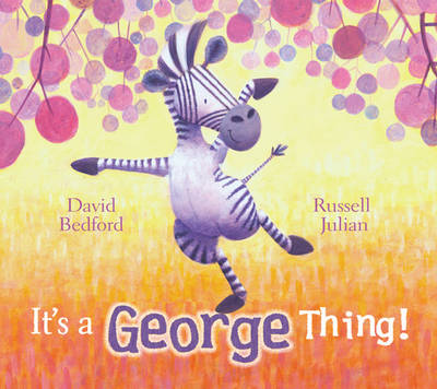 Cover for It's a George Thing by David Bedford