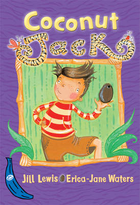 Cover for Coconut Jack by Jill Lewis