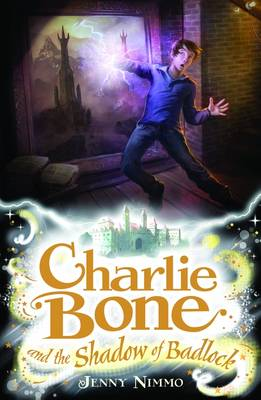 Cover for Charlie Bone and the Shadow of Badlock (Book 7) by Jenny Nimmo