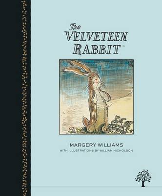 Cover for The Velveteen Rabbit by Margery Williams
