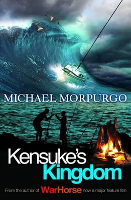 Book Cover for Kensuke's Kingdom by Michael Morpurgo