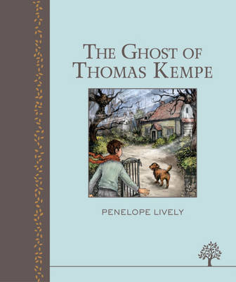 Cover for The Ghost of Thomas Kempe by Penelope Lively