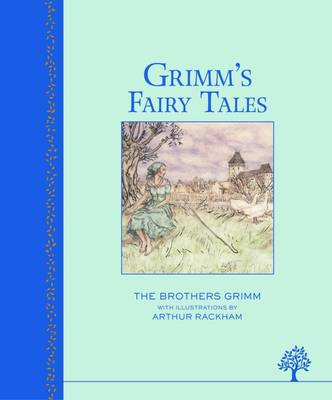 Cover for Grimm's Fairy Tales by Brothers Grimm