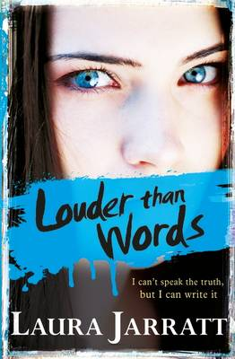 Cover for Louder Than Words by Laura Jarratt