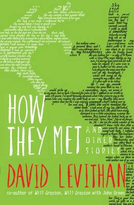 Cover for How They Met and Other Stories by David Levithan