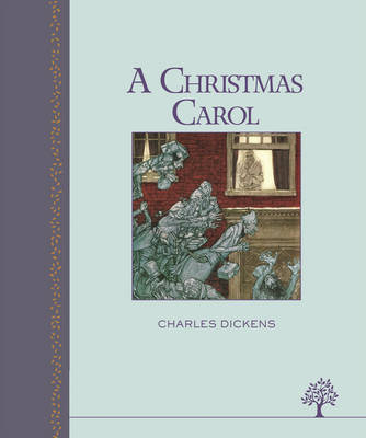 Cover for A Christmas Carol by Charles Dickens