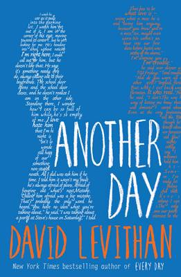 Cover for Another Day by David Levithan