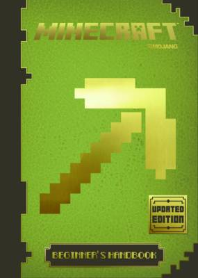 Cover for Minecraft: the Official Beginner's Handbook by Mojang AB