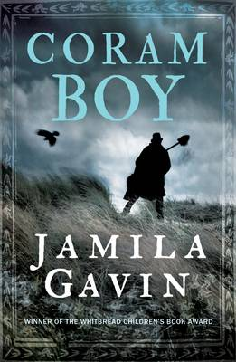 Cover for Coram Boy by Jamila Gavin